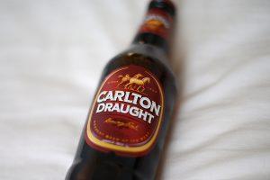 CARLTON DRAUGHT(カールトンドラフト)